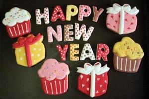 Cupcakes HNY