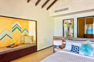 Amari Havodda Maldives Beach Villa interior